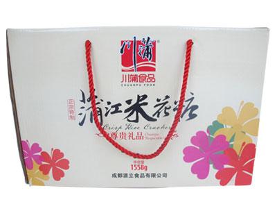 川蒲蒲江米花糖1558g礼盒装