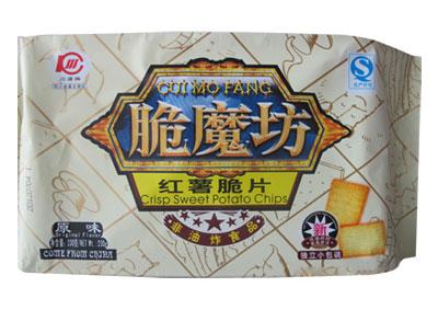 川蒲脆魔坊230g原味红薯脆片
