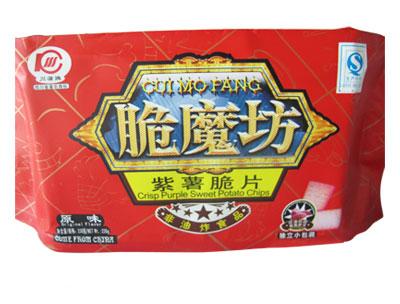 川蒲脆魔坊230g原味紫薯脆片