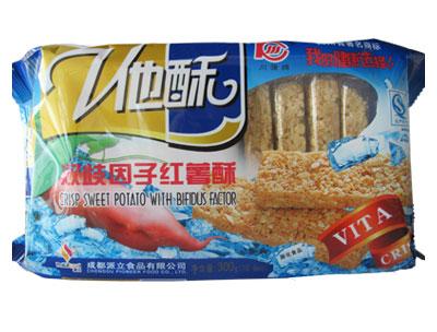 川蒲300g双歧因子红薯酥