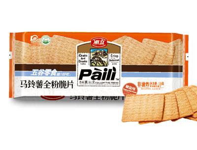 118g椒盐味马铃薯全粉脆片