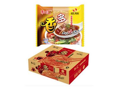 香多蒜蓉烤肉面(1x30包)