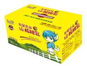 松鼠�r�錾胶颂胰�250ml×12盒