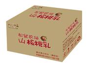 松鼠农场山核桃乳250ml×12盒×6提