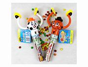 蓝猫儿童玩具糖果打钹球星