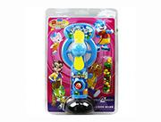 蓝猫儿童玩具糖果台式电动风扇