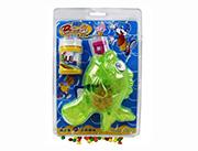 蓝猫儿童玩具糖果小丑鱼泡泡枪