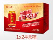 十花汤饮品310ml×24标箱