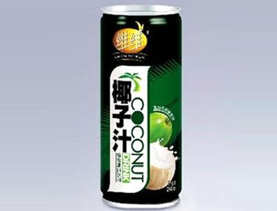 维维椰子汁罐装