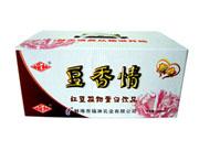 福淋豆香情红豆植物蛋白饮品