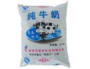 福淋纯牛奶袋装