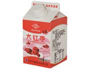 福淋大红枣乳饮料
