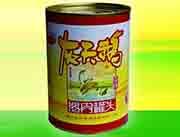 灰天鹅鹅肉罐头550g香辣