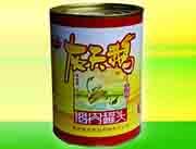 灰天鹅-鹅肉罐头550g香辣