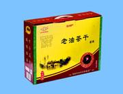龙伟老油茶干1200g礼盒