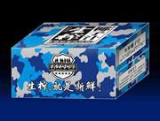 特种兵245ml铁罐生榨椰汁箱