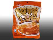 �|俐酸辣土豆丝膨化食品55g
