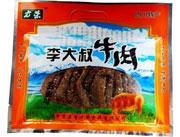 方荣李大叔牛肉干五香味