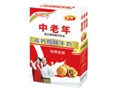 优酥中老年高钙核桃牛奶250mlX12盒