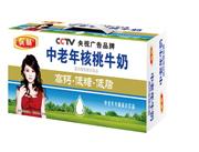 优酥中老年合同牛奶250mX16盒