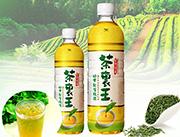 全富-统一茶里王台湾绿茶600ml