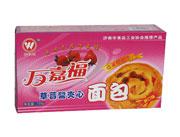 �f嘉福草莓�u�A心面包