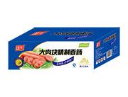 亿嘉王中王大肉块精制香肠俄式风味