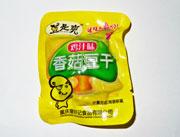 豆是爽香菇豆干鸡汁味