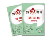 黔五福200g猪肉丝(麻辣味)