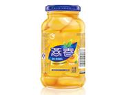 燕春245克糖水桃罐头