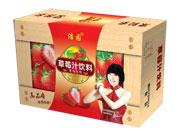 浩园草莓汁饮料礼盒
