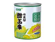 中绿水果型甜玉米