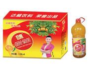 达威橙汁饮料2.58Lx1x6
