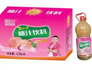 达威桃汁2.58Lx1x6