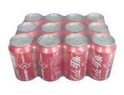 达威可乐碳酸饮料罐装