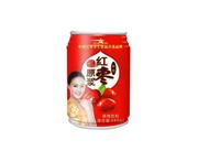 西恒红枣原浆果蔬汁245ml
