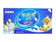 乳果相伴中老年高钙低糖低脂奶
