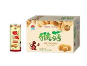 旭日猴菇饮品装