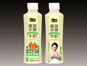 酷汁源蔬菜水果牛奶