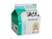 涌优高优质鲜牛奶200ml