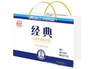 经典中老年高钙牛奶250mlx12盒