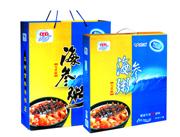 宏易堂海参粥无蔗糖320g6罐蓝色装