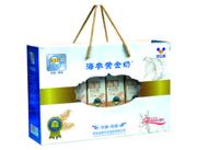 宏易堂海参黄金奶250ml8盒蓝色装