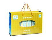 宏易堂无糖低脂海参黄金奶250ml8盒金色装
