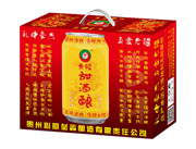 妈酿黄罐甜酒酿无糟饮料手提礼盒
