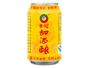 妈酿黄罐甜酒酿无糟饮料