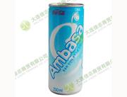 可口可乐奶味碳酸饮料250ml