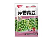五味园蒜香青豆80g