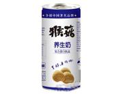 双润猴菇罐装