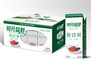 初元益舒阿胶红枣枸杞乳味饮品250ml